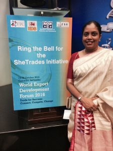 Lakmini Wijesundera, 2016 Sri Lanka Woman Entrepreneur of the Year